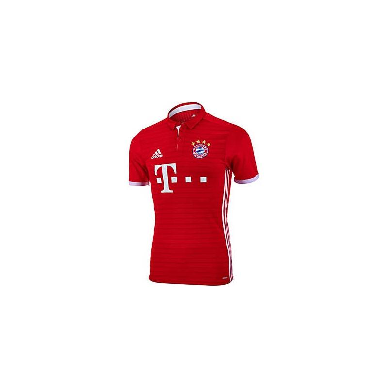 Maillot de foot du Club du Bayern de Munich, collection 2016-2017, version homme