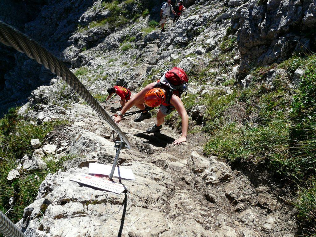 via corda en Ardèche